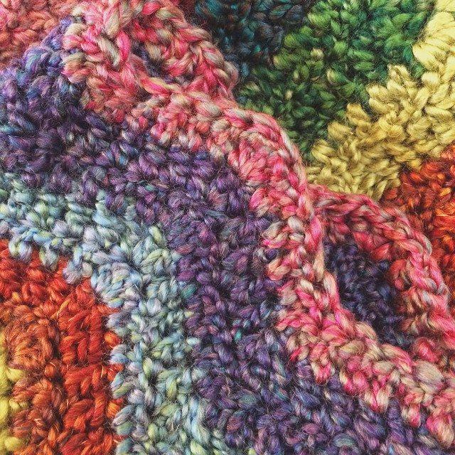 raimarie16 chevron crochet