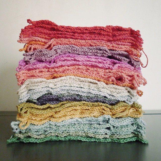 rawrustic crochet squares