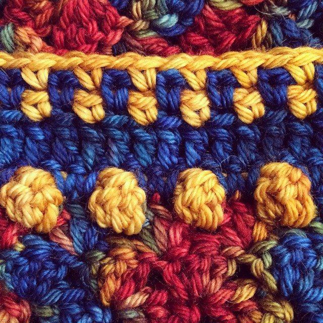 stelcrochet crochet bobble