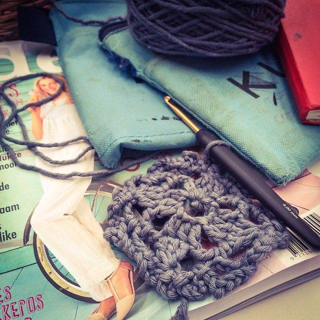 stelcrochet crochet square 2