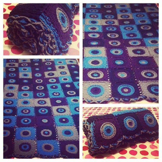 stephaniedavies crochet blanket