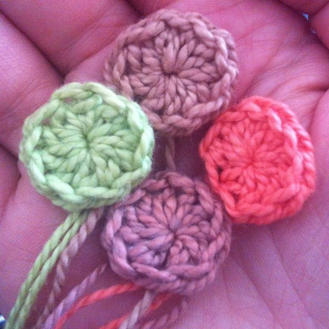 stephaniedavies crochet circles