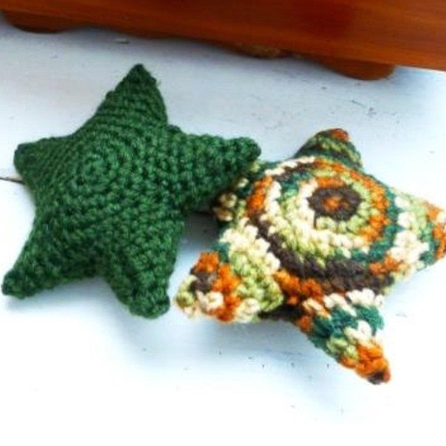 stitchyimpressions crochet star