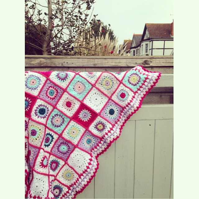 sweet_sharna crochet blanket squares