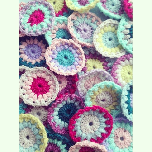 sweet_sharna crochet circles