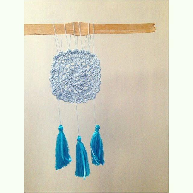 sweet_sharna crochet dream catchers