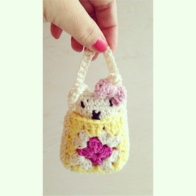 sweet_sharna crochet toy