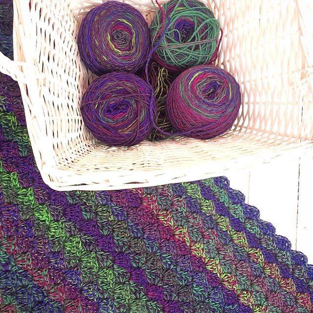 thatgirlwhocrochets crochet blankets