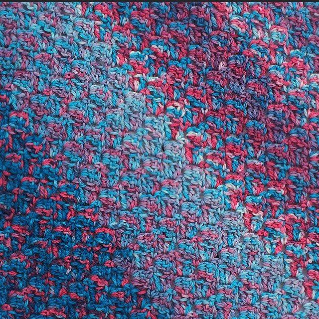 thatgirlwhocrochets crochet detail