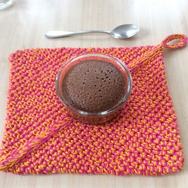 aglaelaser crochet doublestrand