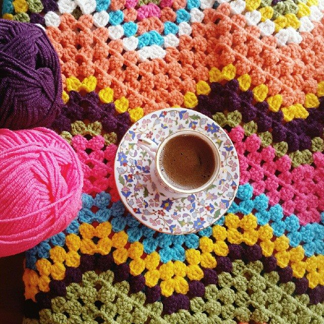 annesurr chevron crochet