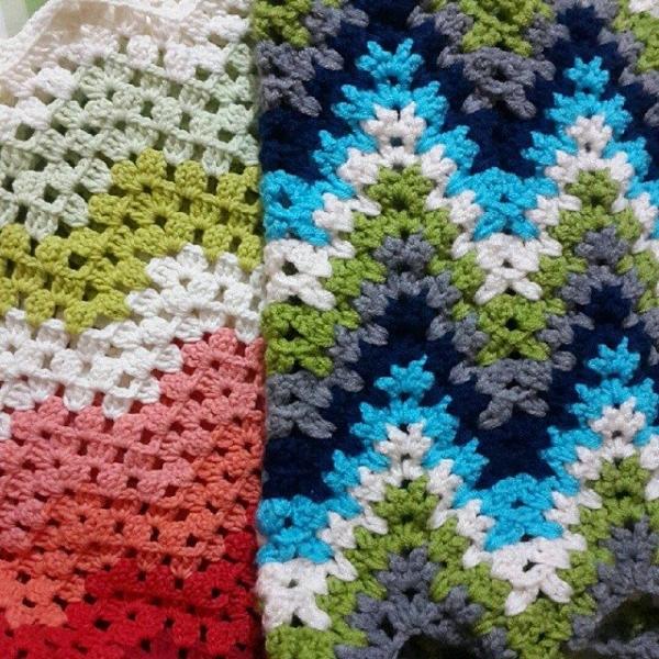 annesurr chevrons crochet