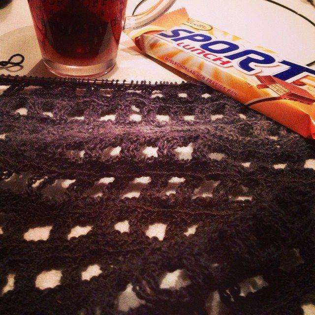 bejes crochet tunisian scarf