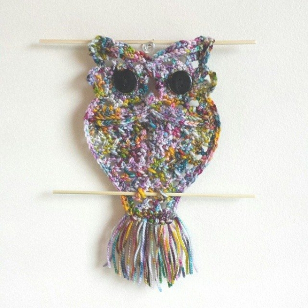 caseyplusthree crochet owl