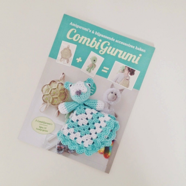 combigurumi crochet book