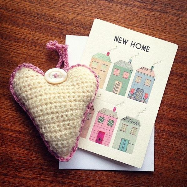 cozamundo crochet heart