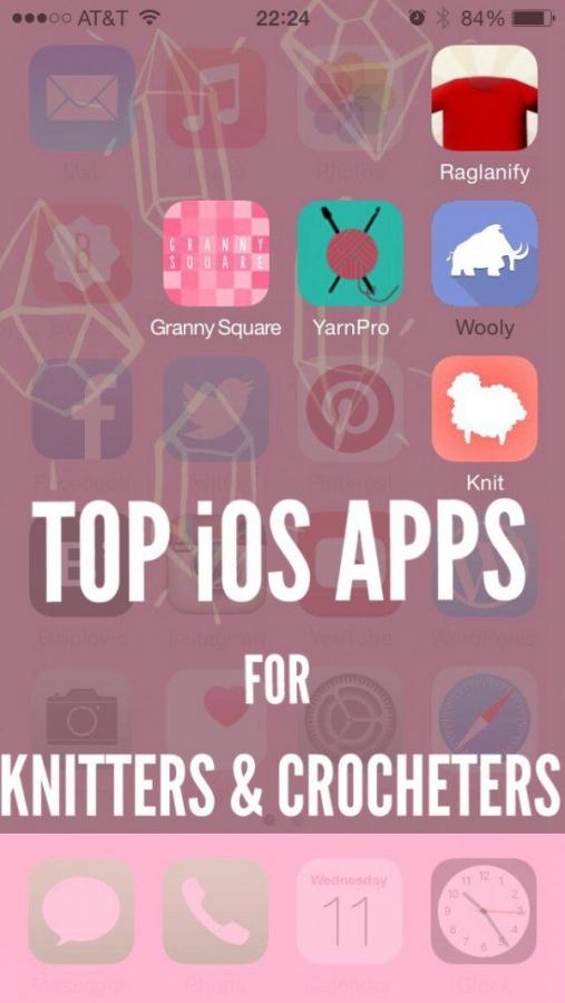 crochet apps