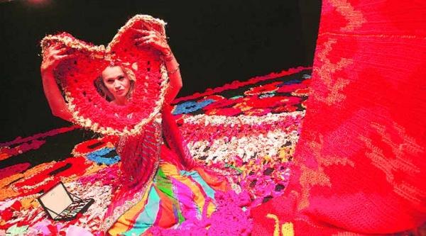 crochet art olek