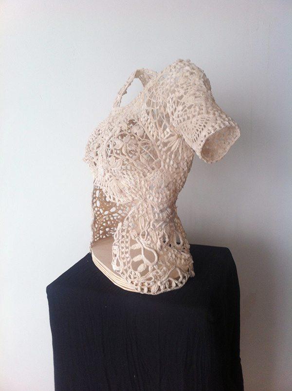 crochet art