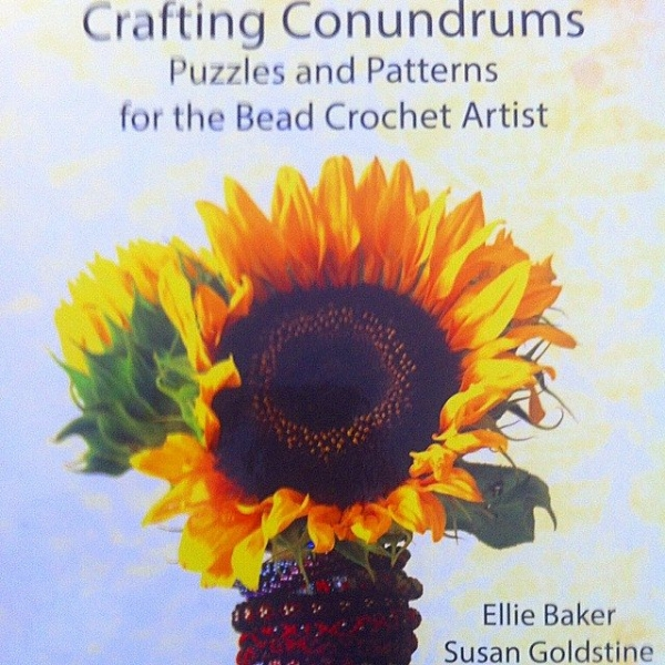 crochet bead book