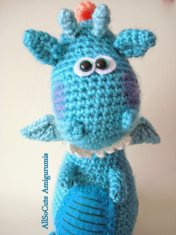 Large Amigurumi Pattern Free : New Crochet Patterns + Tutorials, Art, Fashion and More ...