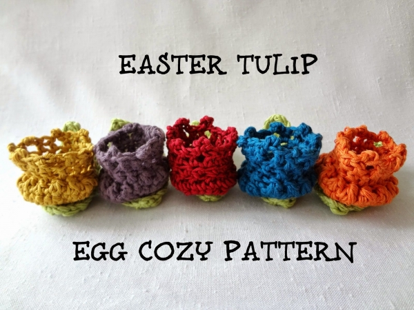 crochet egg cozy pattern