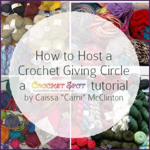 crochet giving circle