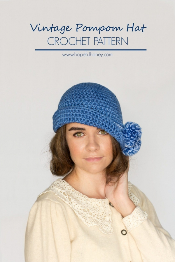 Crochet Pattern Top Hat : 30+ Crochet Hat Patterns
