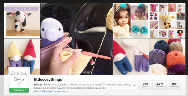 crochet instagram