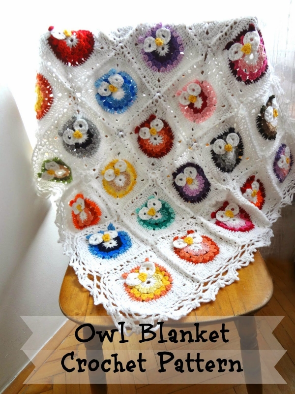 15 Adorable Animal Baby Blanket Crochet Patterns