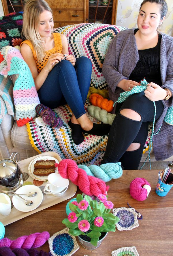 crochet retreat