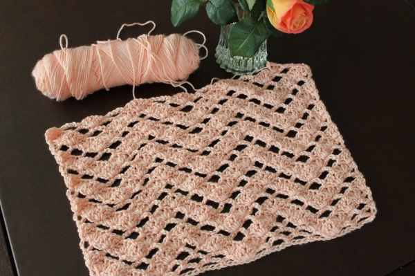 crochet ripple stitch