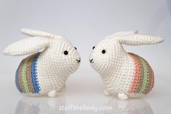 Amigurumi Easter Egg Pattern : New Crochet Patterns + Tutorials, Art, Fashion and More ...