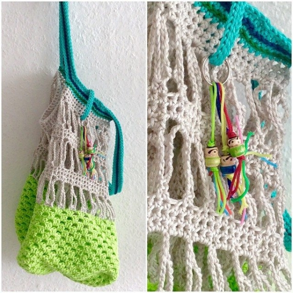 elisabethandree crochet project bag