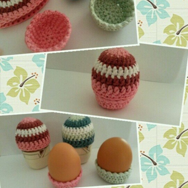 elzavan912 crochet eggs