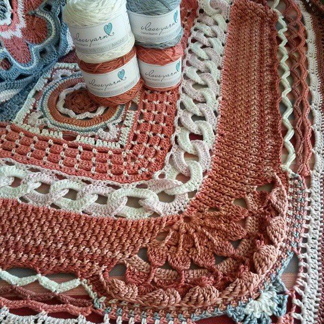 elzavan912 crochet square