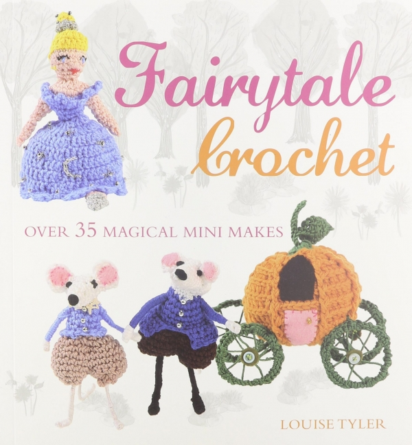 fairytale crochet book