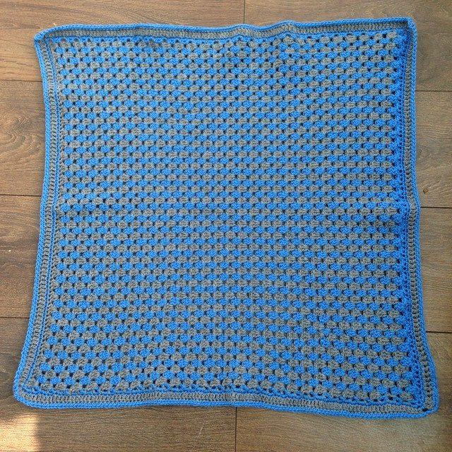 gooseberryfool crochet blanket