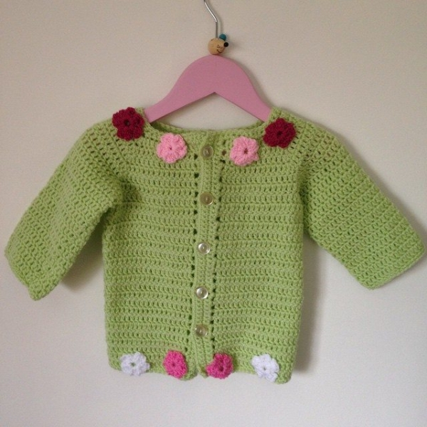 gooseberryfool crochet shirt