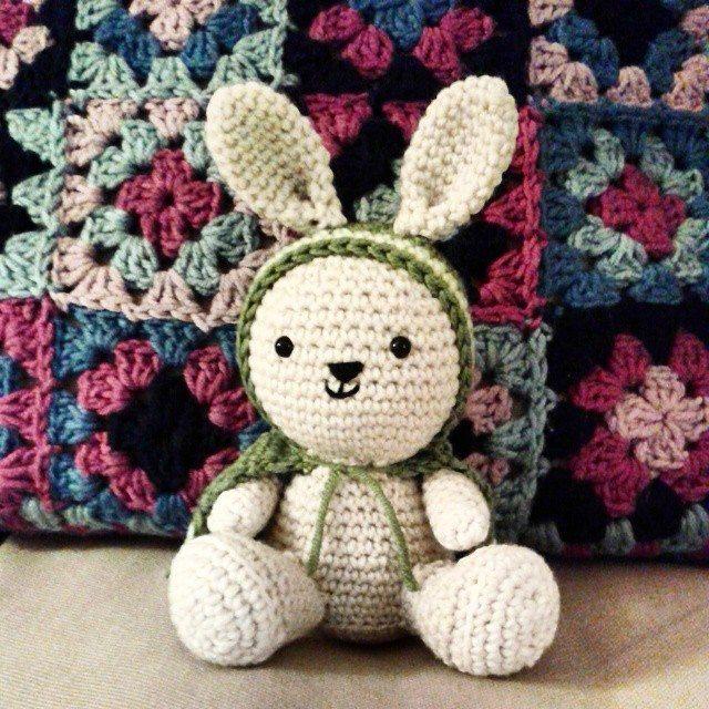 hanrosieg crochet bunny