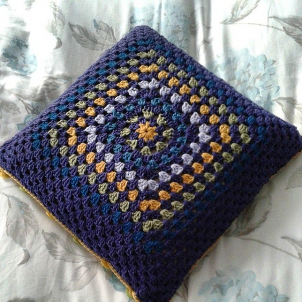 hanrosieg crochet cushion