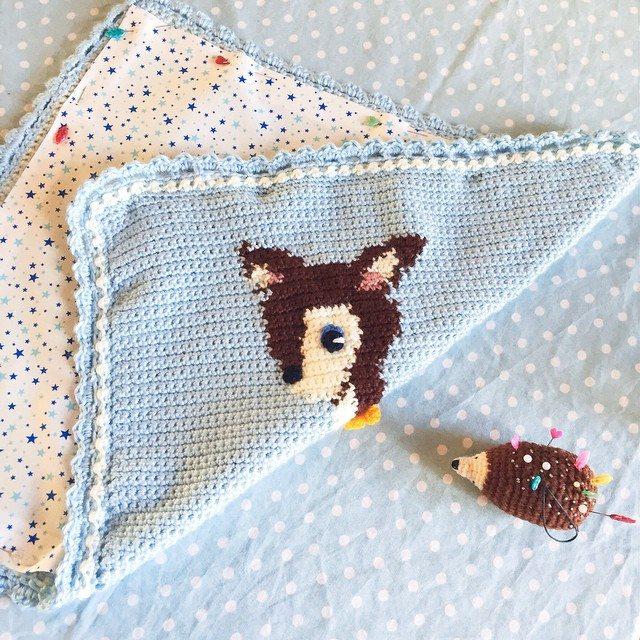 holly_pips crochet blanket