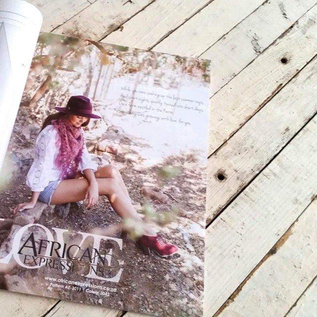 hookybren crochet magazine scarf