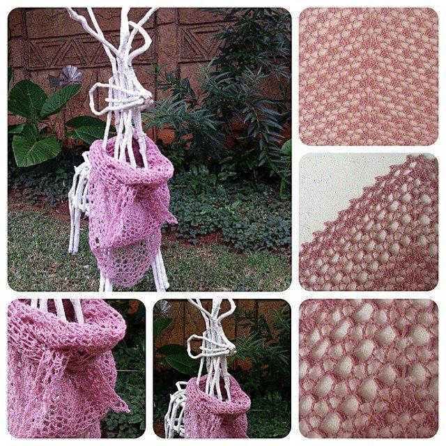 hookybren crochet shawl