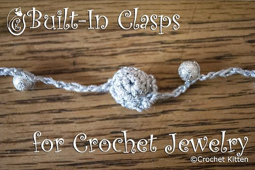 how to crochet jewely