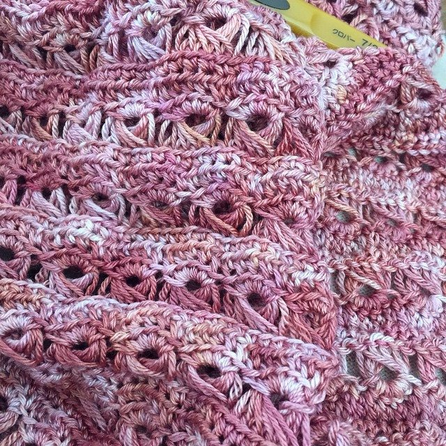 Lace Crochet Related Keywords & Suggestions - Broomstick Lace Crochet ...