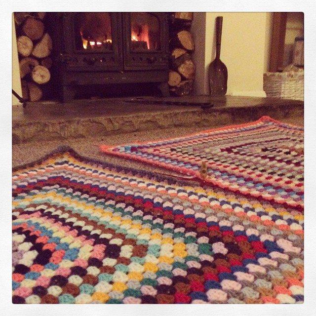 _lara_x crochet granny square