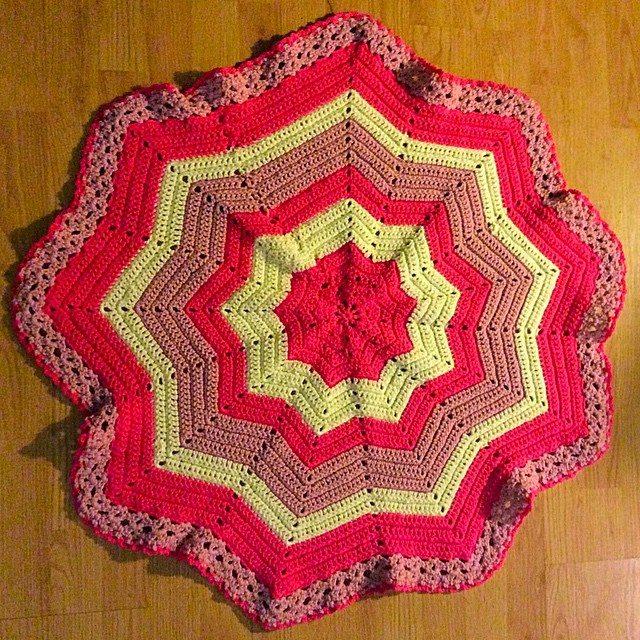 lisesolvang crochet blanket