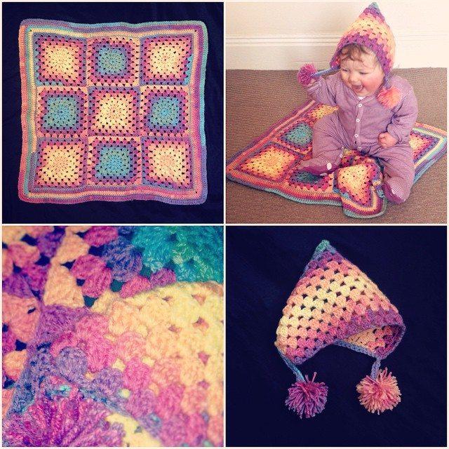 little_v_and_me crochet granny