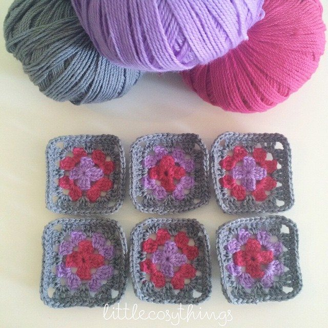 littlecosythings crochet squares